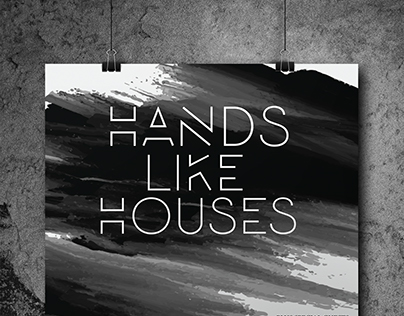 Hands Like Houses Poster