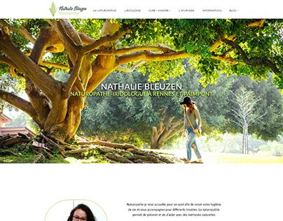 Site Web : Nathalie Bleuzen - Naturopathe
