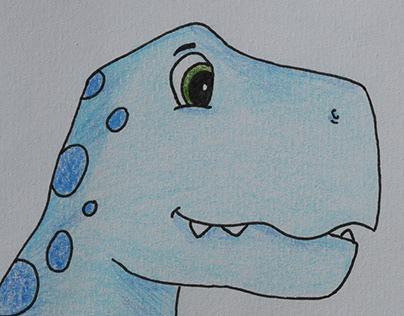 Dinosaurs First tastes- Flipbook