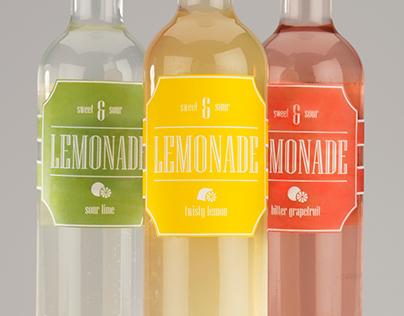 SWEET&SOUR lemonade