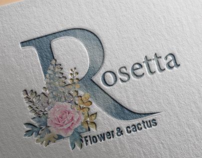 Rosetta logo design