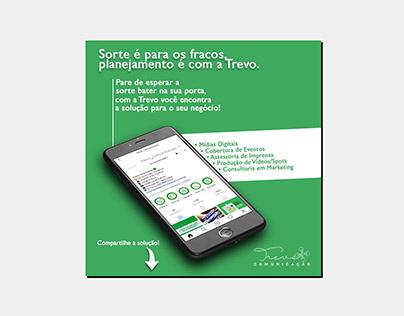 Social Media / Trevo Comunicação