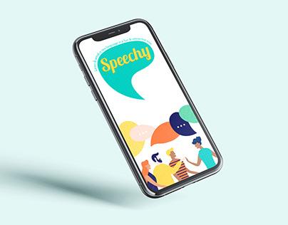 UX Research | Speechy App Case Study