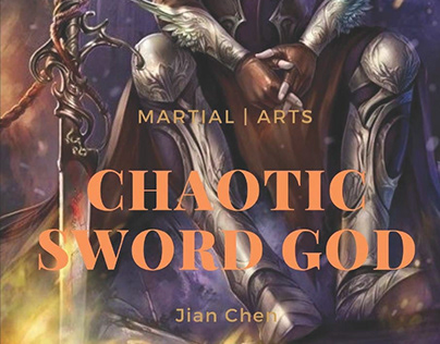 Chaotic Sword God light novel