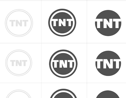 TNT NEW LOGO FIRST STEPS REBRANDING