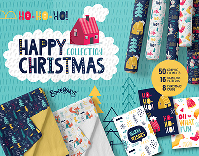 Happy Christmas Collection