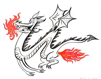 Flatulent Dragon