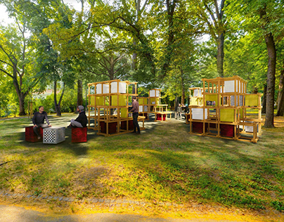 Reading Pavilion