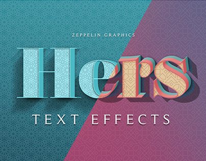 Hers Text Effects