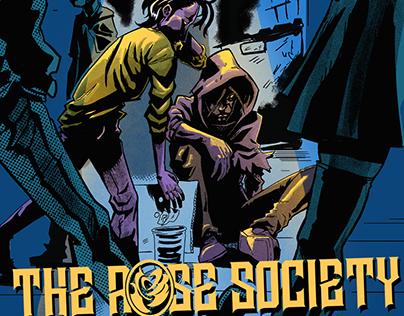 Rose Society Comic