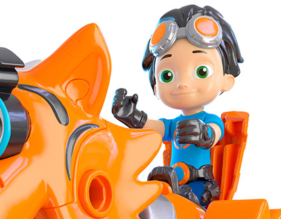Rusty Rivets Packshots