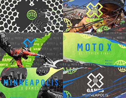 ESPN X GAMES SHOW PACKAGE MINNEAPOLIS / ASPEN 2018