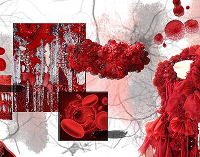 Bloody Ichor - Fabric Manipulation