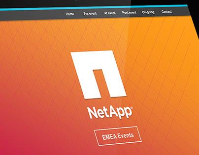 NetApp - Interactive Playbook