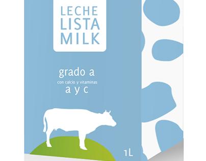 Leche Lista Milk