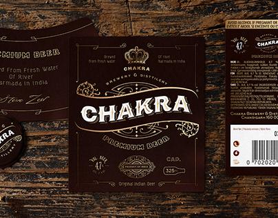 CHAKRA beer