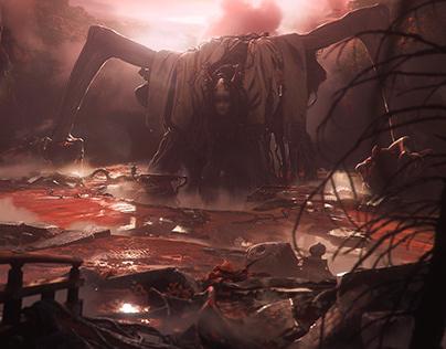 Ghost Of Tsushima Legends - Concept Art