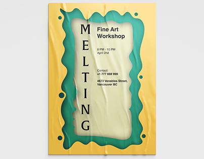 Poster - Fine Art Workshop