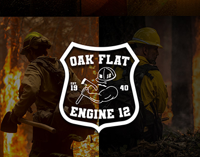 Oak Flat Logo