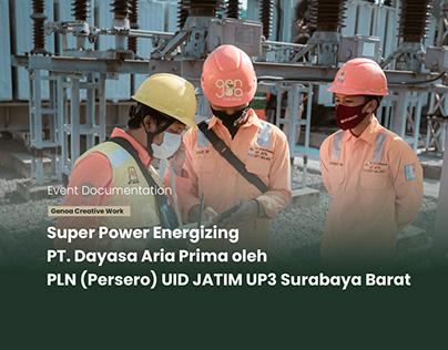 Super Power Energizing PLN