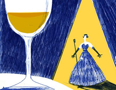 La cantante e il bar - The singer and the bar