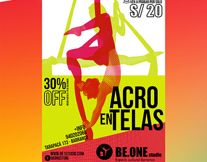 Posters: BE ONE studio