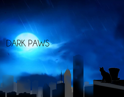 Game Design- Dark Paws