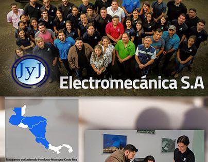 Agenda 2019 JyJ Electromecánica Costa Rica