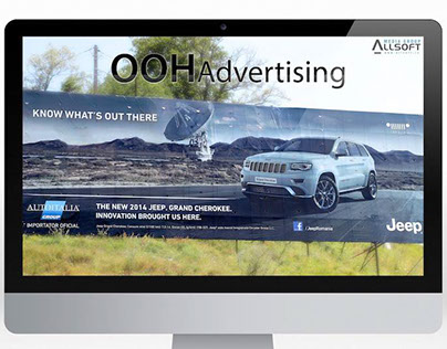 JEEP - OOH Advertising