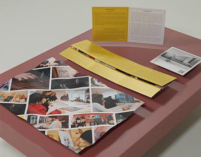 Fakülte Broşür Tasarımı - Faculty Brochure Design