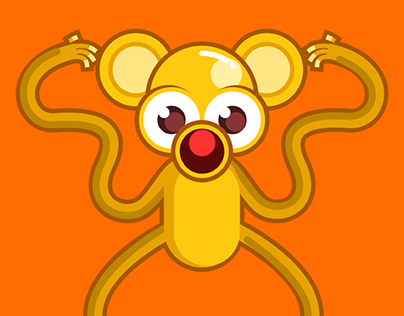 Monkey Mix — Animated Stickers