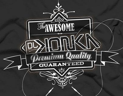 Visual Identity & T-shirt