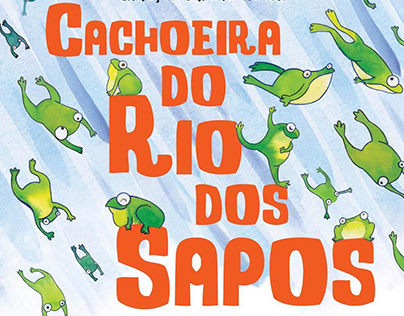 Cachoeira do Rio dos Sapos
