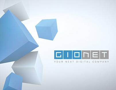 GIONET S.R.L. - Branding/ Webdesign/ Comunicazione