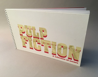 Case video. Pulp Fiction, A selection of scenes