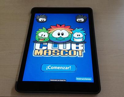 DISE2506_ClubMascot • Interactive design