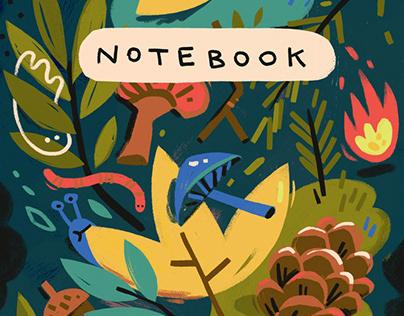 Spooky notebooks
