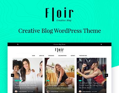 Floir - Creative Blog