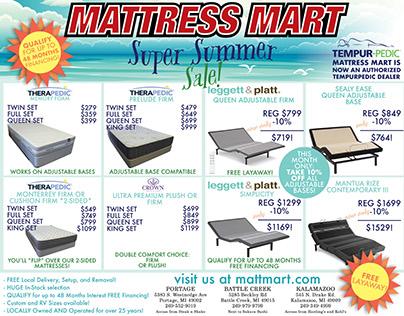 Mattress Mart ads