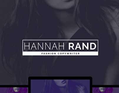Hannah Rand - Fashion Copywriter