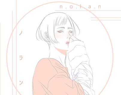 Personagem Noran