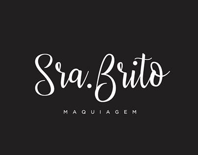 Branding - Sra. Brito Maquiagem