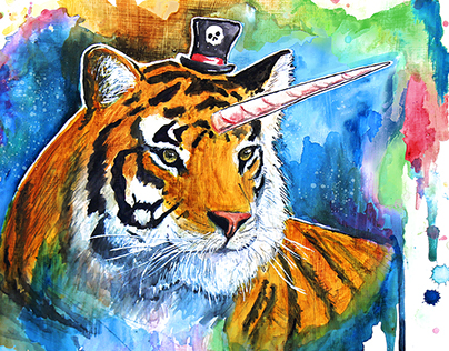 The Tigress With A Dream