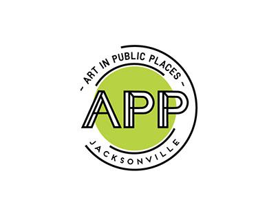 Art in Public Places - Jax Cultural Council Logo