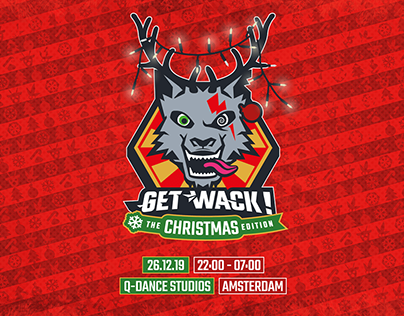 GET WACK! The Christmas Edition / 26.12.19 / Amsterdam