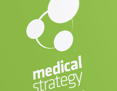medical strategy. Corporate Identity