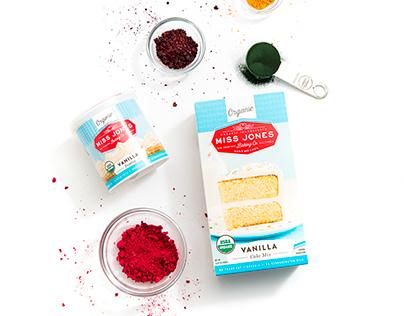 Miss Jones Baking Co Food + Packaging Styling