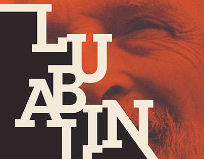 Type poster for Lubalin