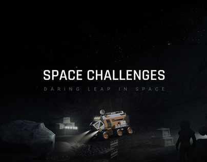 Space Challenges app