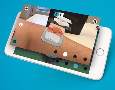 Biatain Silicone AR App